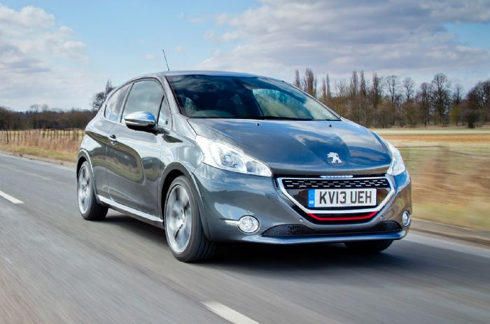 peugeot 208 gti uk first drive review peugeot 208 forums. Black Bedroom Furniture Sets. Home Design Ideas