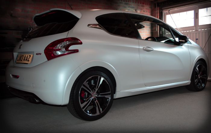 gti limited edition pearl white peugeot 208 forums
