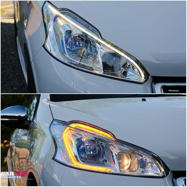 Allure Lights Peugeot 208 Forums